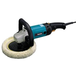 7 Inch Variable Speed Polisher - Sander Kit