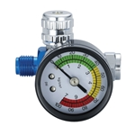 Air Regulator W/Gauge