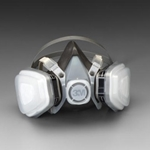 Disposable Half Facepiece Respirator-Lg
