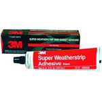 Super Weatherstrip Adhesive-Black 5 Oz.