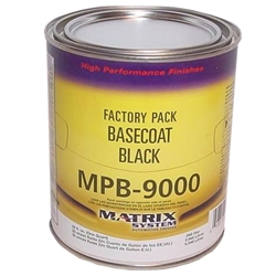 Factory Package Basecoat-Black
