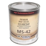 Premium High Solids Clearcoat