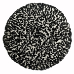 Black & White Wool Pad