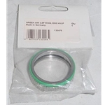 Green Air Cap Ring, Satajet 3000 Hvlp
